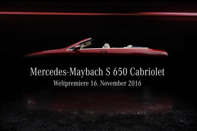 Maybach S 650