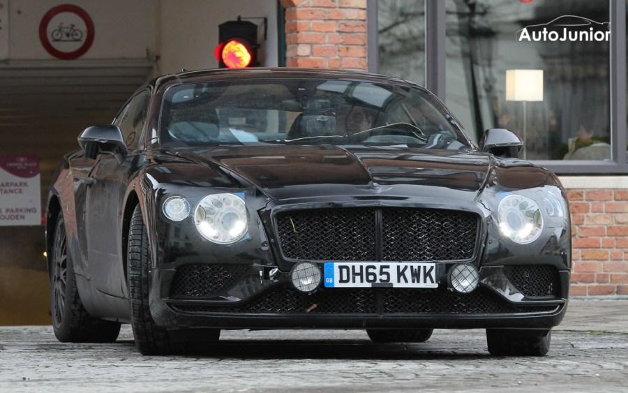 Continental GT Prototype