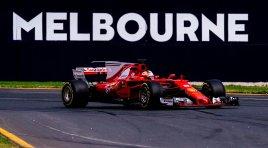 Vettel wint GP van Australië, Vandoorne brengt de McLaren-Honda over de finish als 13e