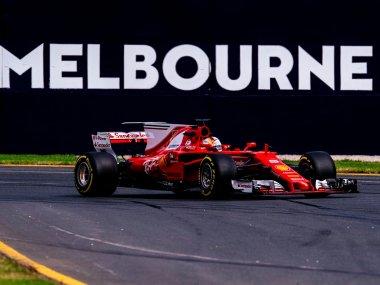 Sebastien Vettel Australië