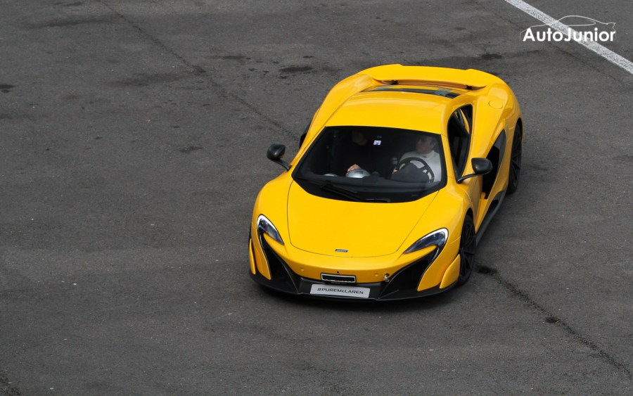 McLaren Pure