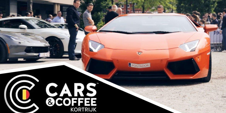cars coffee kortrijk
