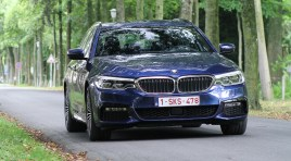 Dubbeltest: BMW 525d Touring & 540i xDrive Touring