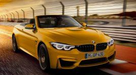 Autosalon Genève: BMW M4 Cabrio 30 Jahre