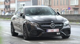 There's a new Taxi in town – E 63 S AMG