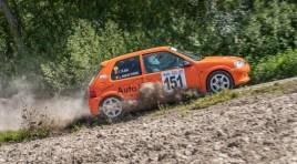 Monteberg 2019 wordt een volwaardige rally met 3 klassementsproeven