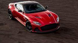 Aston Martin DBS Superleggera volgt Vanquish op!