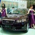Китайцы стремительно создают все новые автомобильные марки и модели.