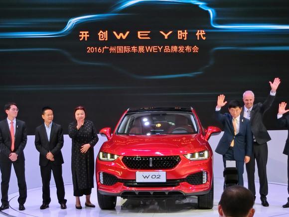 Photo of Wey — новая марка китайских автомобилей