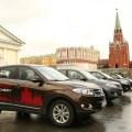 Китайских автомобилей в России становится все больше.