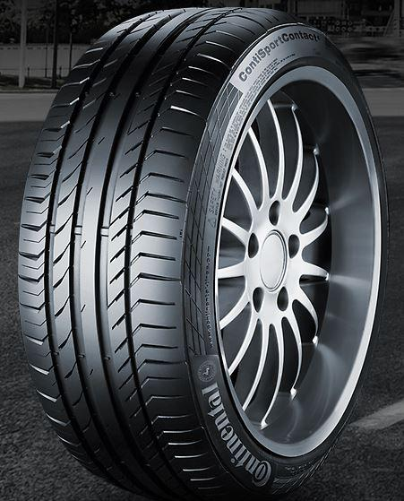 Continental ContiSportContact 5 SUV 255/50 R19 103W SSR MOE #REF!