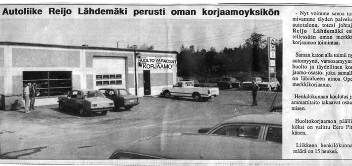 autoliike lähdemäki historia kuva 3