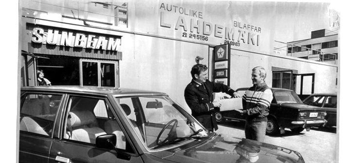 autoliike lähdemäki historia kuva 2