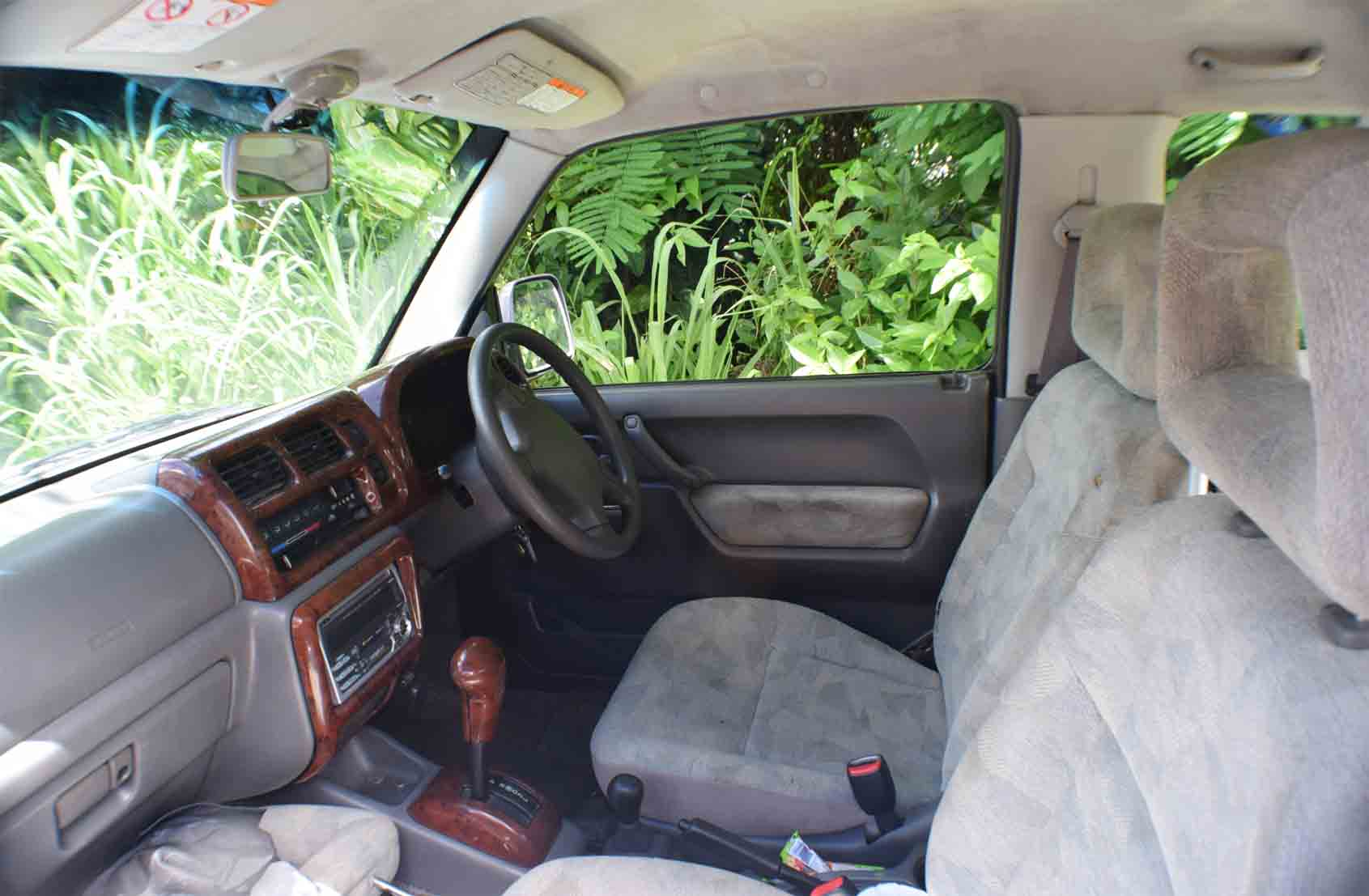 Sold 2000 Suzuki Jimny Autolist Inc Cars Suvs Boats