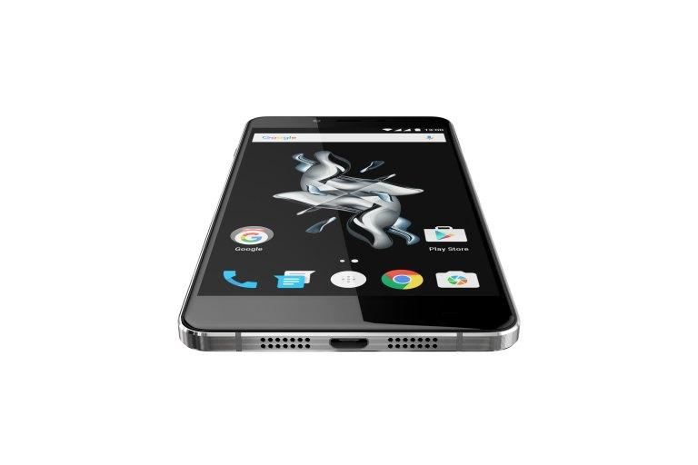 OnePlus x bottom