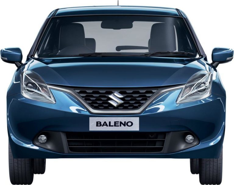 baleno front drl