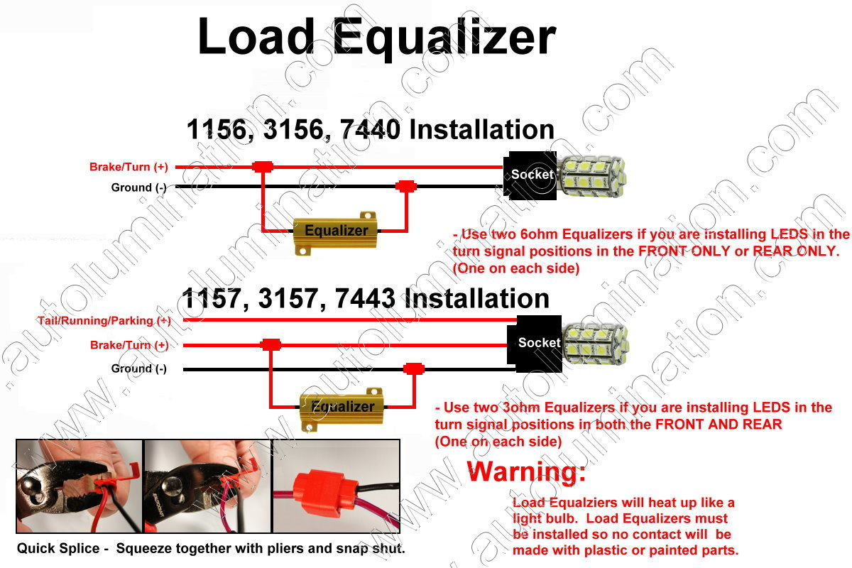 installation?resize=665%2C443 3 wire led tail light wiring diagram the best wiring diagram 2017 3 wire led tail light wiring diagram at gsmx.co