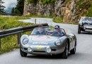 Porsche Museum con 11 deportivos en la Clásica de Ennstal