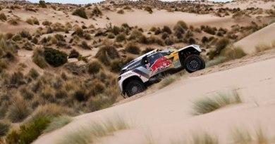 Séptima etapa del Dakar 2017