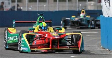Podio para Audi con Lucas di Grassi en la Fórmula E