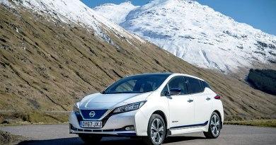 """Nissan Leaf gana el premio al """"Mejor Automóvil Eléctrico"""""""