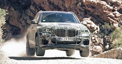 El nuevo BMW X5 se prueba desde el círculo polar hasta Sudáfrica