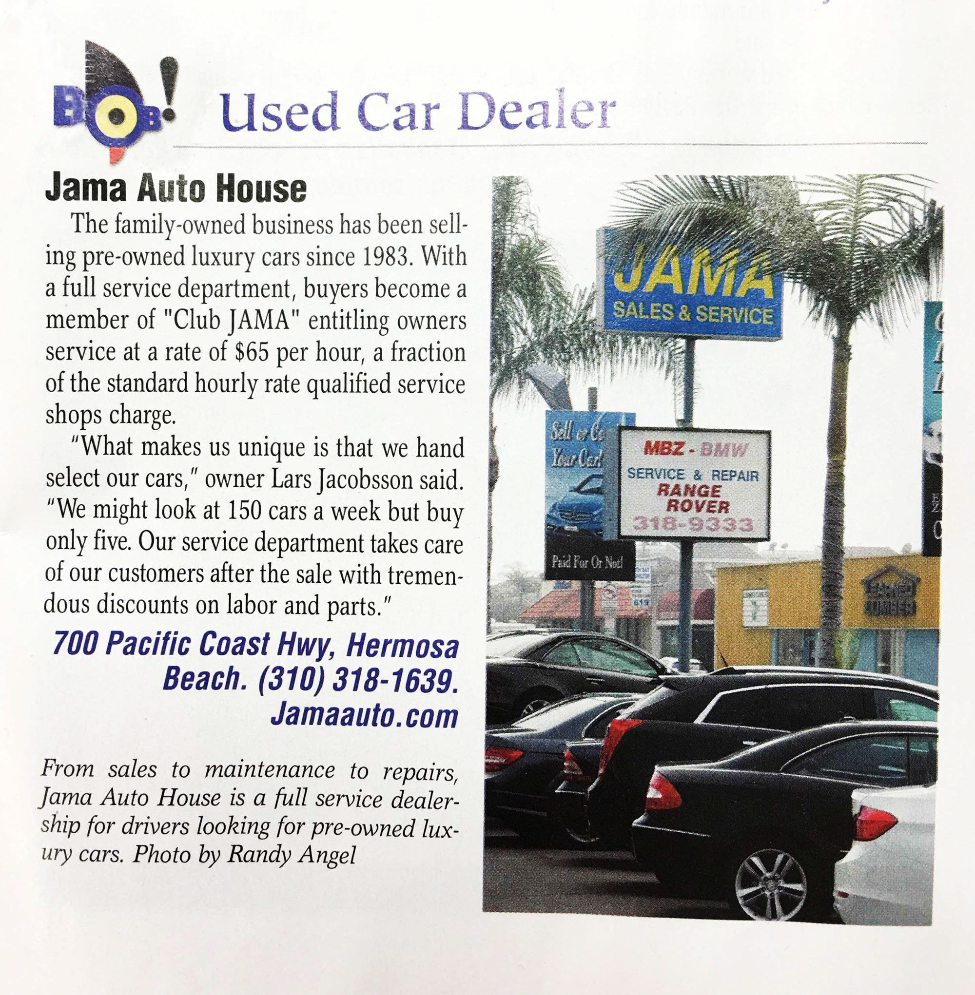 Used Luxury Cars for Sale Los Angeles