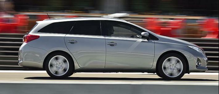 Predstavljamo Toyota Auris Touring Sports Sportski Karavan S