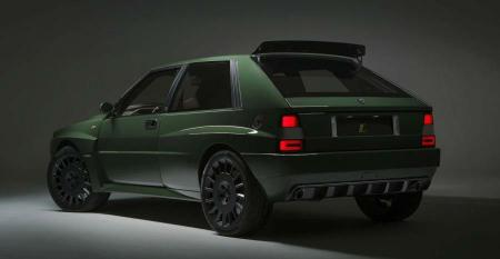 Lancia Delta Futurista - Ovakvu Lancia Deltu Integrale još nikada niste vidjeli!