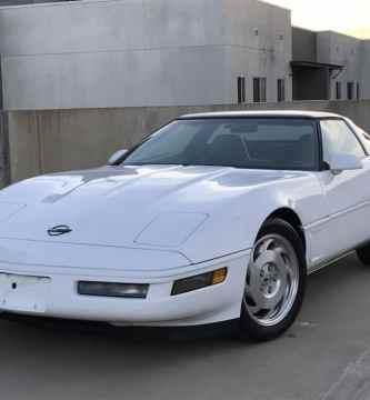 Manual de Usuario CHEVROLET Corvette 1996 en PDF Gratis