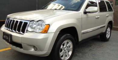 Manual de Usuario JEEP Grand Cherokee 2009 en PDF Gratis