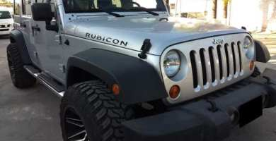 Manual de Usuario JEEP Wrangler 2008 en PDF Gratis