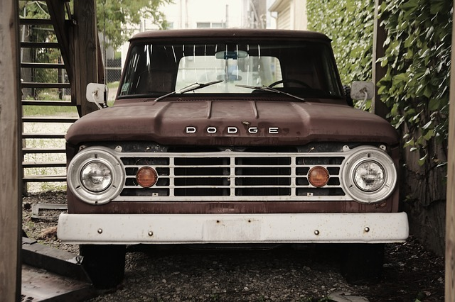 Dodge autó
