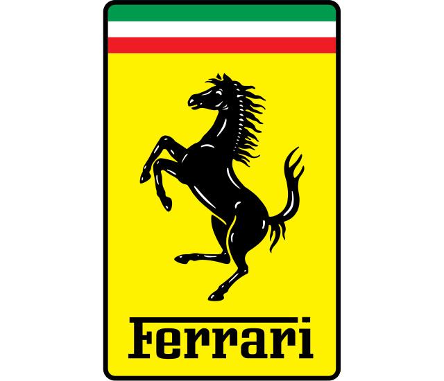 Ferrari embléma, logó