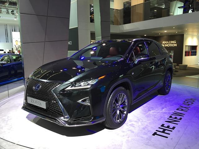 Lexus autó