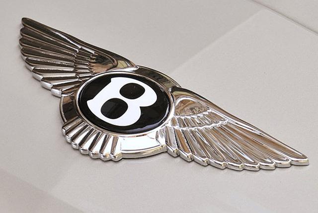 Bentley Embléma, Logo