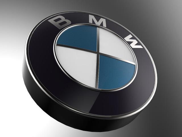 BMW embléma - logo - jel