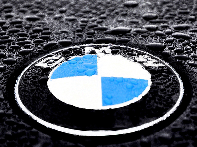 BMW logo - jel - embléma