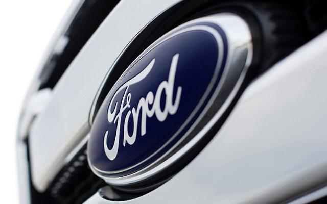 Ford Embléma, Logo