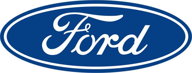 Ford Logo, Embléma