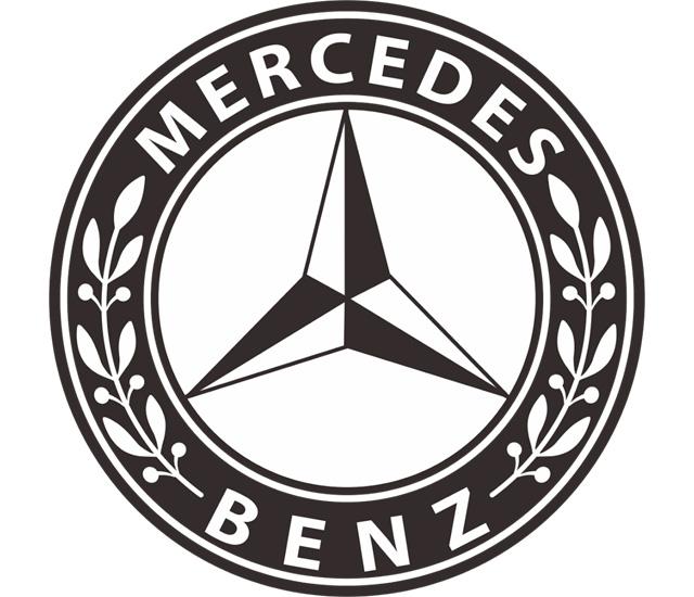 Mercedes embléma, logó