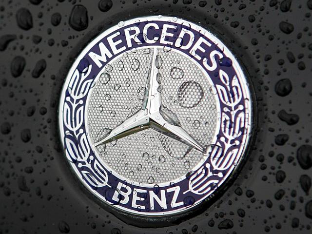 Mercedes jel, embléma, logo