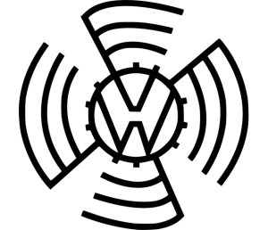 Volkswagen Logo 1930-ban