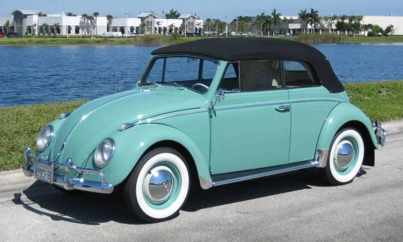 VW Bogár Cabriolet