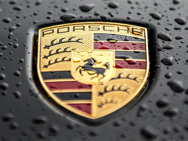 Porsche embléma