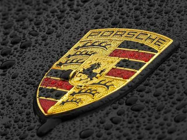 Porsche jel