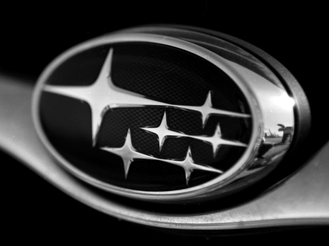 Subaru jel, embléma