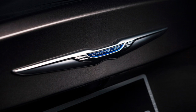 Chrysler embléma