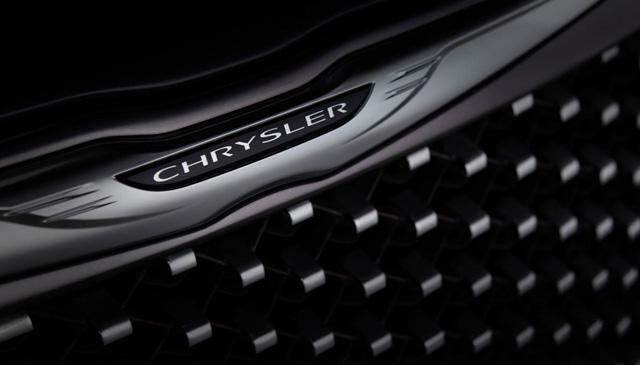 Chrysler szimbólum, logo