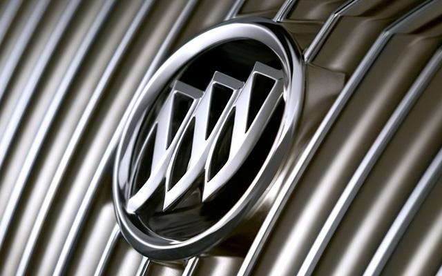 Buick embléma, logo